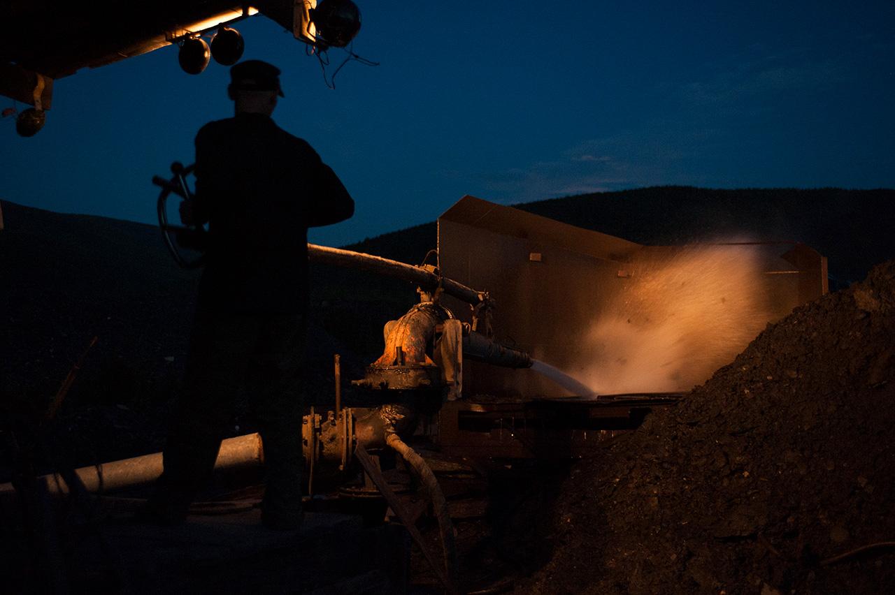 Russlands größte Goldvorkommen liegen im Osten, weit hinter dem Ural – jenem Gebirge, das die Grenze zwischen Europa und Asien markiert.
