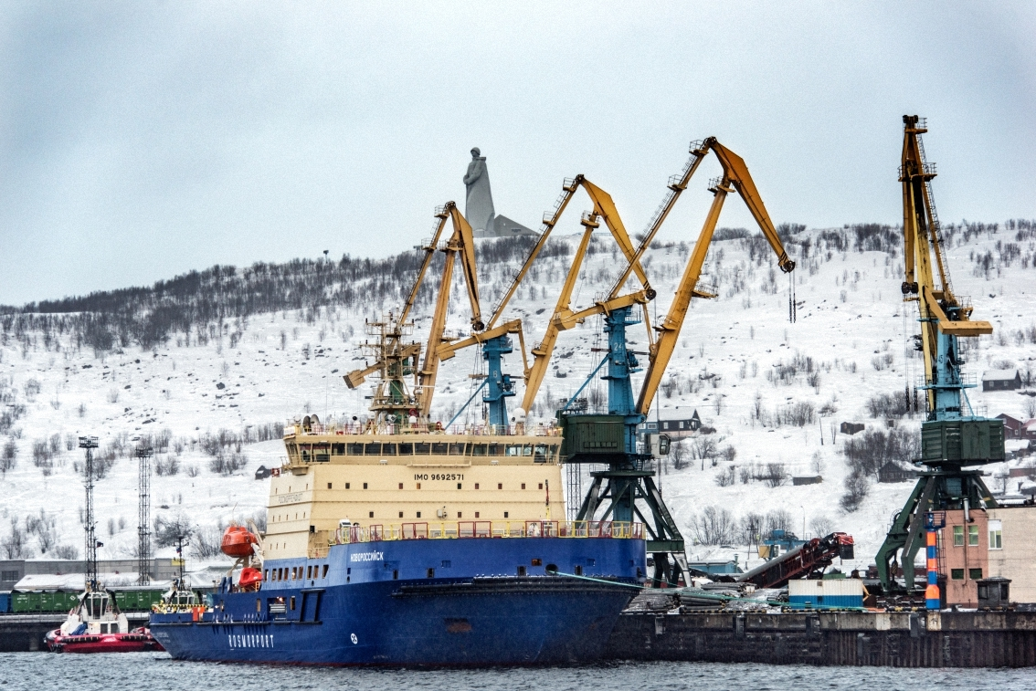 New Russian icebreaker sets off for debut Arctic voyage