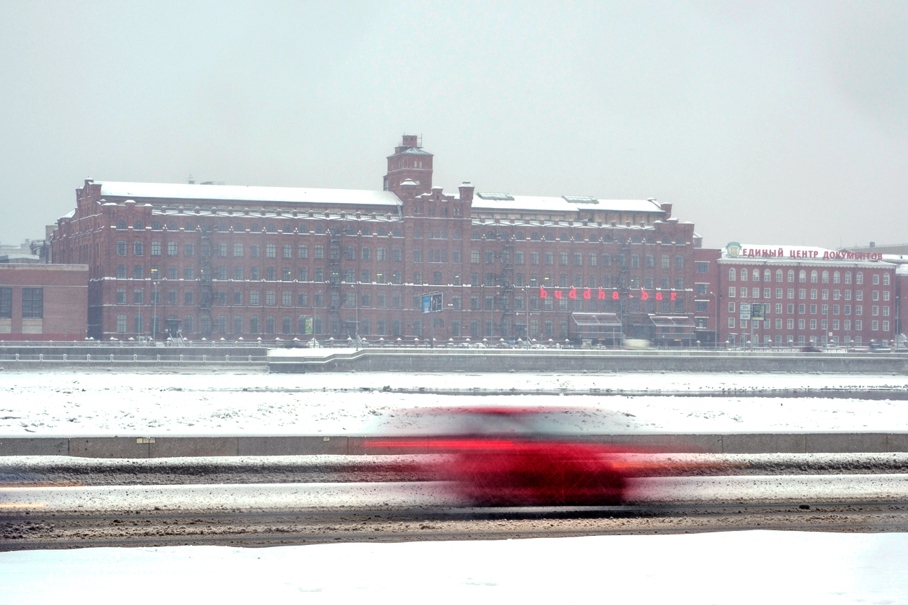 Fábrica Kírov. Fuente: Ruslan Shamukov