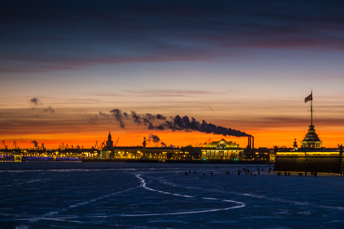 San Petersburgo. Fuente: Ruslan Shamukov
