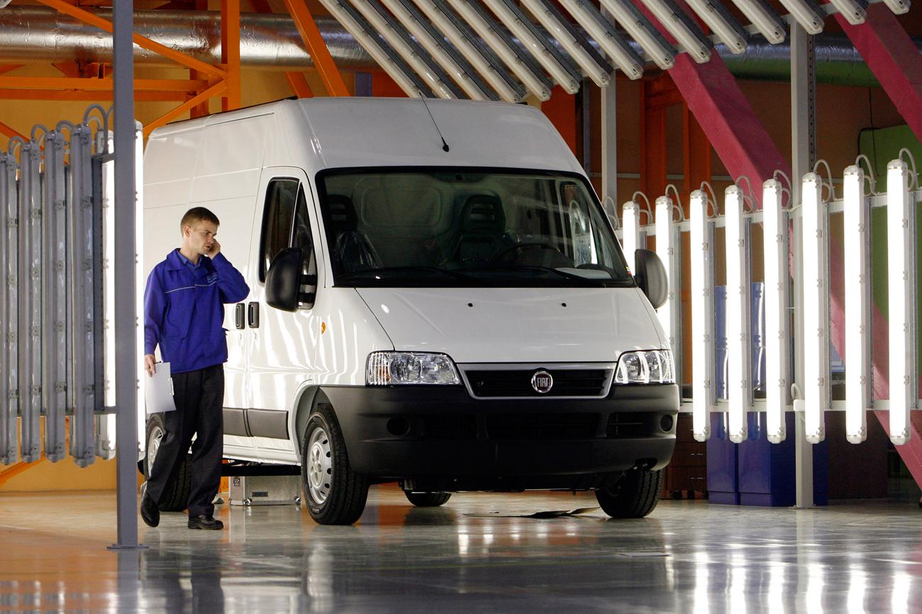 Die verhängten Zölle auf europäische Kleintransporter bleiben bestehen.
