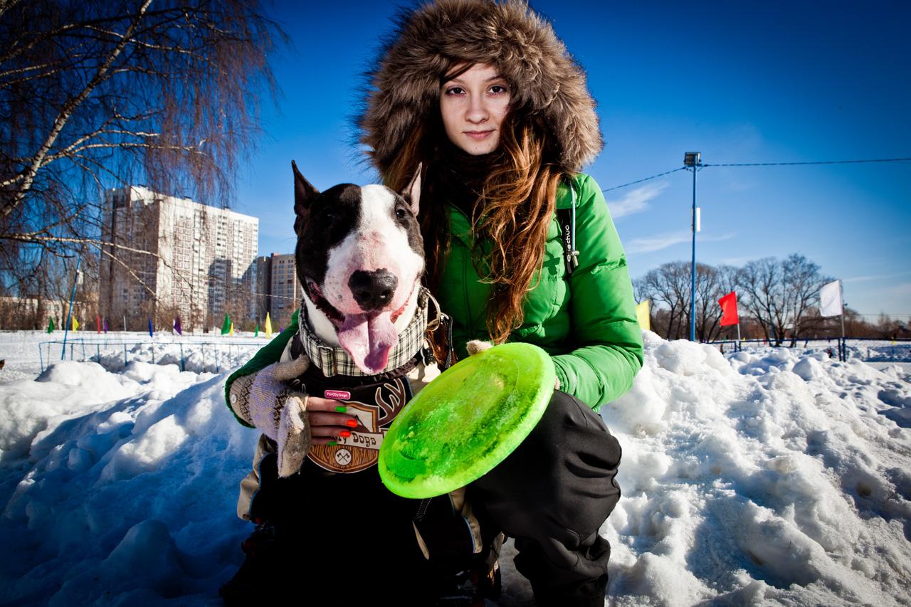 """Questa attività """"contagiò"""" la Russia nel 2005 e l'anno successivo venne fondata la prima Associazione russa di Disc Dog"""