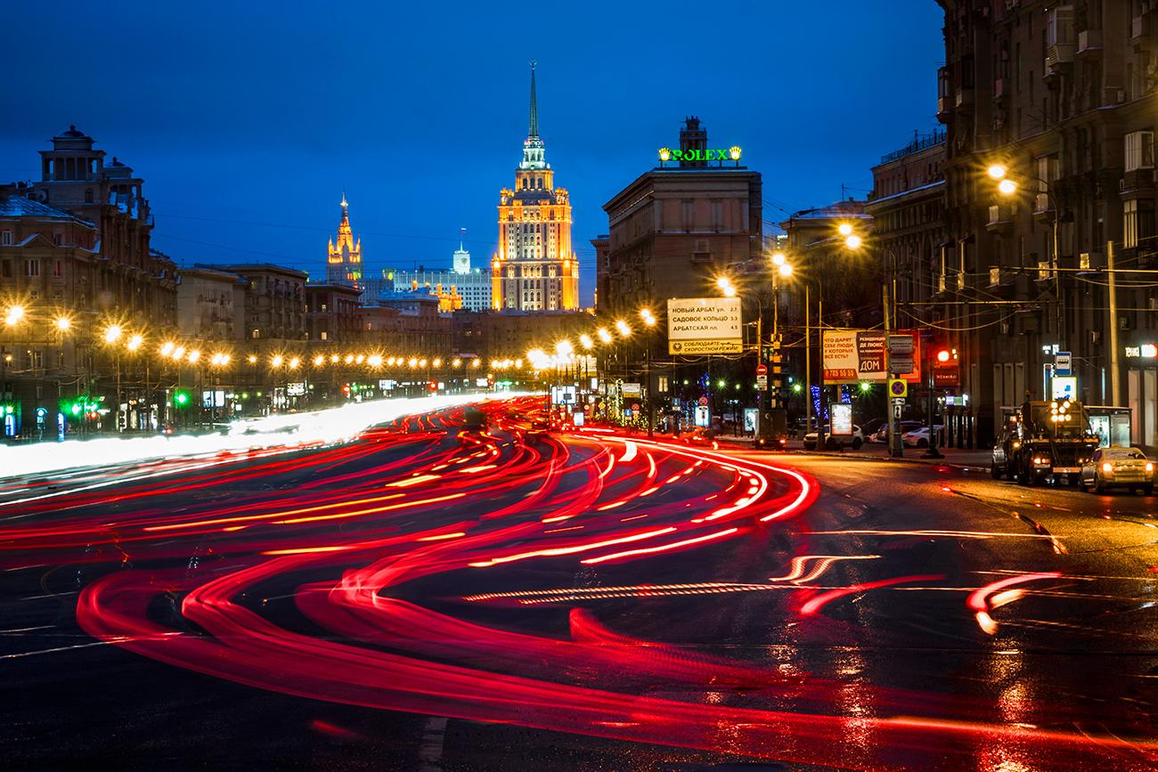 Das Reisen in Russlands Hauptstadt kann zu einer Herausforderung werden.