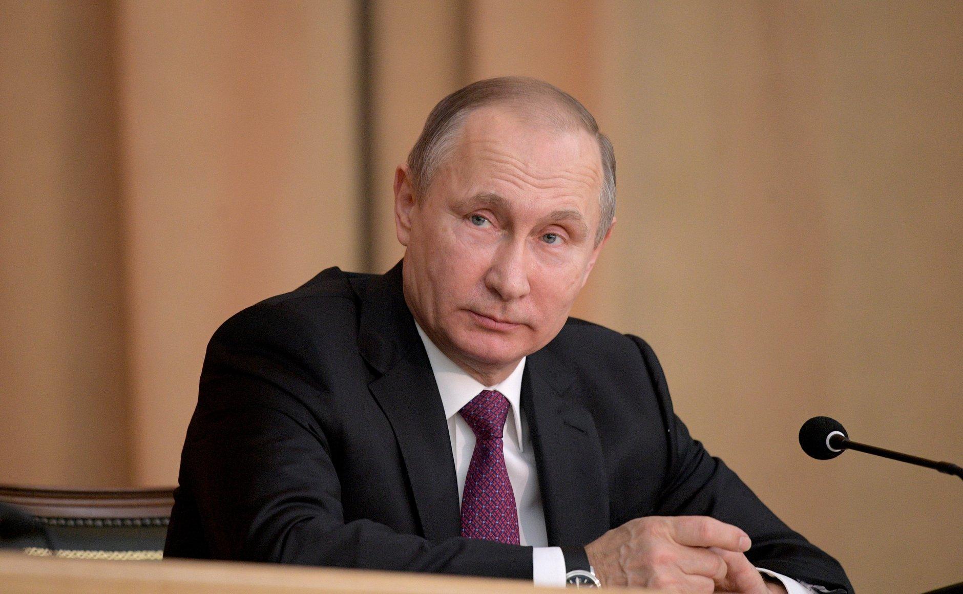 Presiden Rusia Vladimir Putin mengatakan bahwa negaranya selalu menghargai kepentingan negara lain.