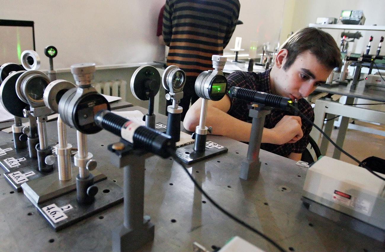Equipe descobriu que a entropia pode decair em sistemas quânticos