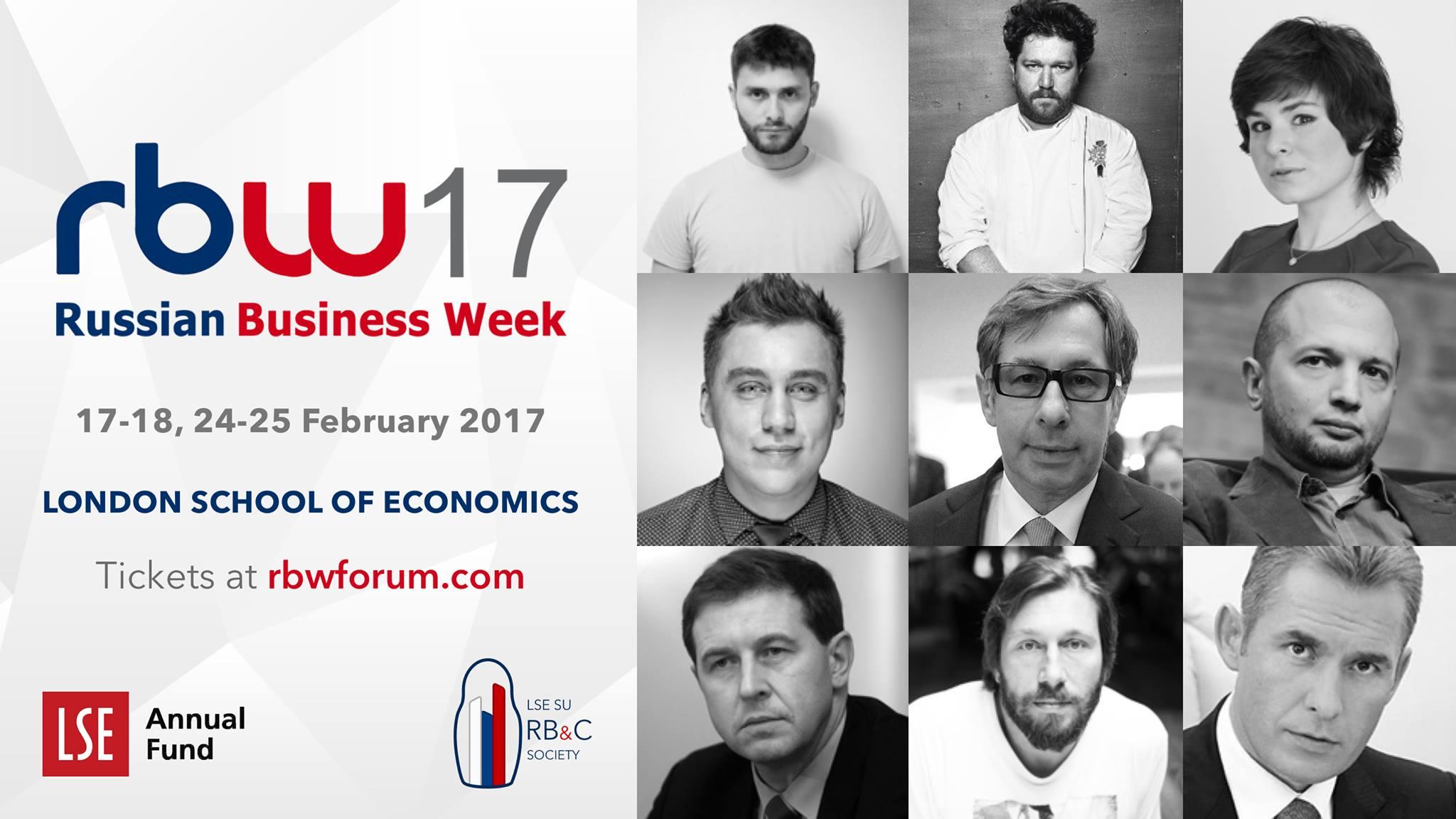 Russian Business Week in London