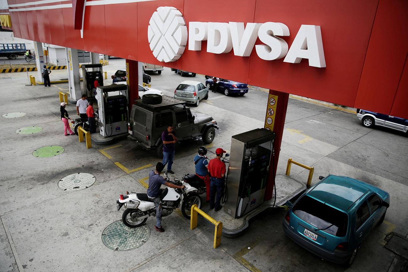 Assim como a Rússia, a China fez grandes empréstimos à Venezuela nos últimos anos, chegando aos US$ 50 bilhões.