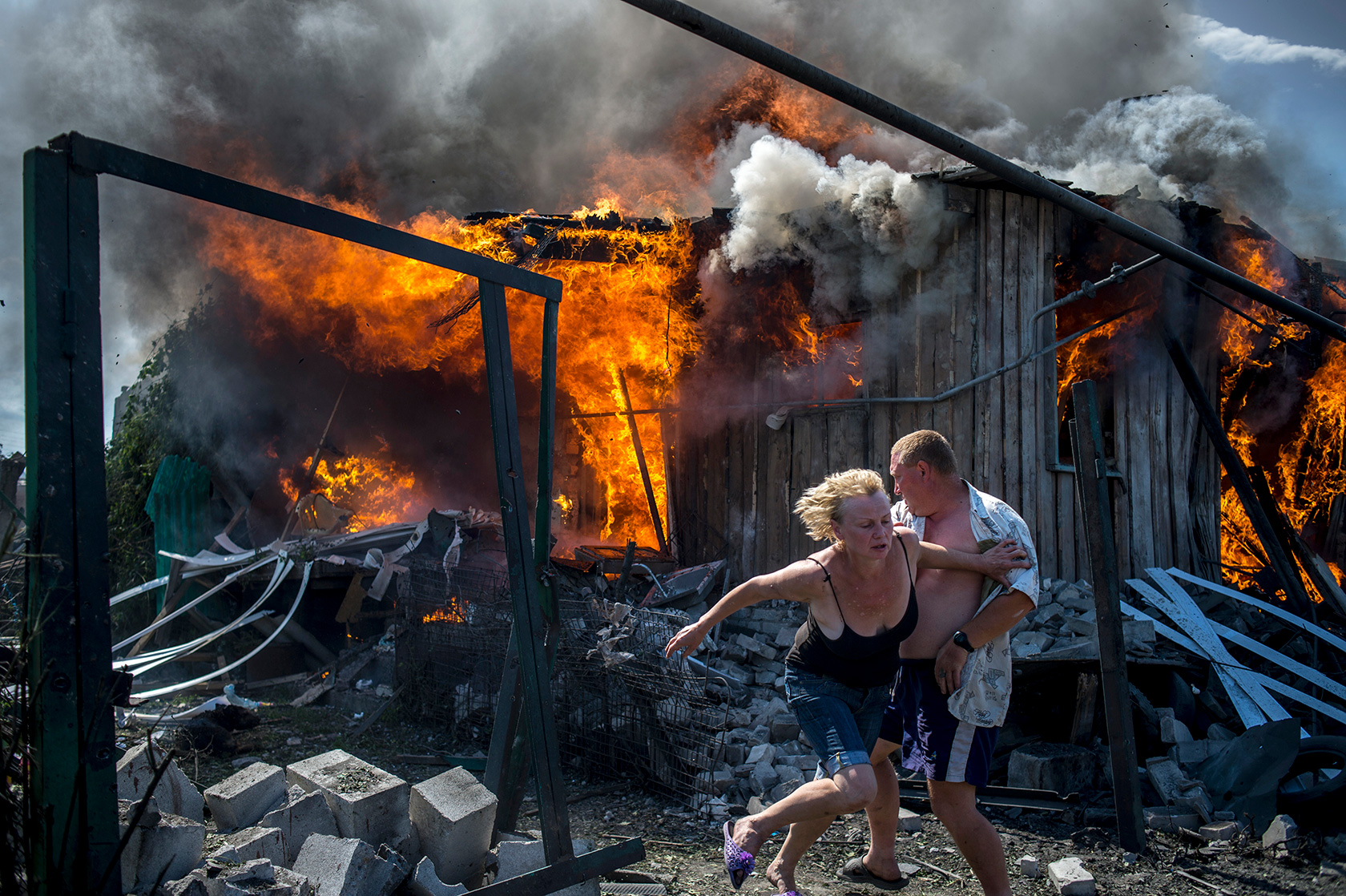 World Press Photo: Best pictures of Russia's finest photographers