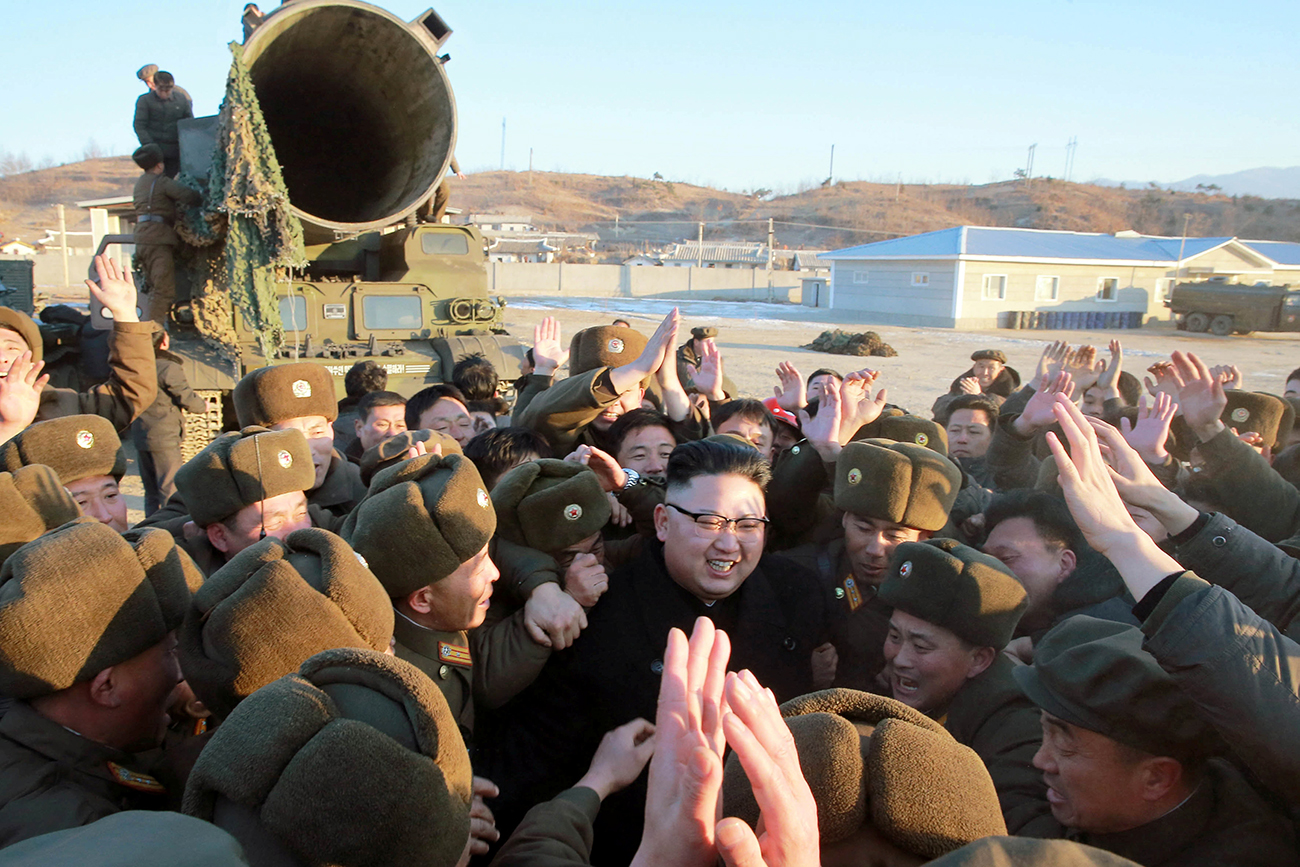 North Korea's latest missile launch was unanimously condemned by all members of the UN Security Council.