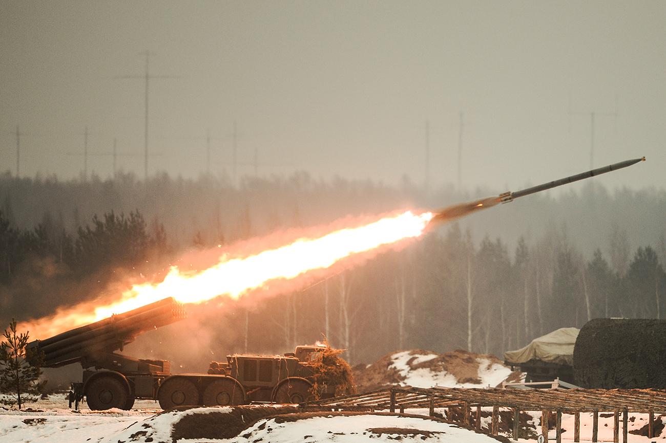 Saat ini, Moskow adalah salah satu kota di Rusia yang telah sepenuhnya dilindungi 'payung' antimisil.