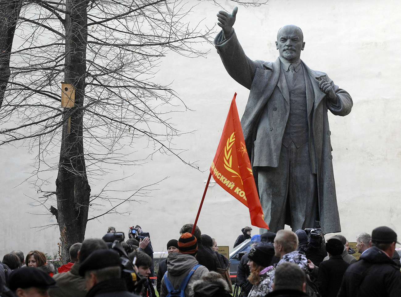 In 2017, about a quarter of respondents believe no one will ever try to follow in Lenin's footsteps again.