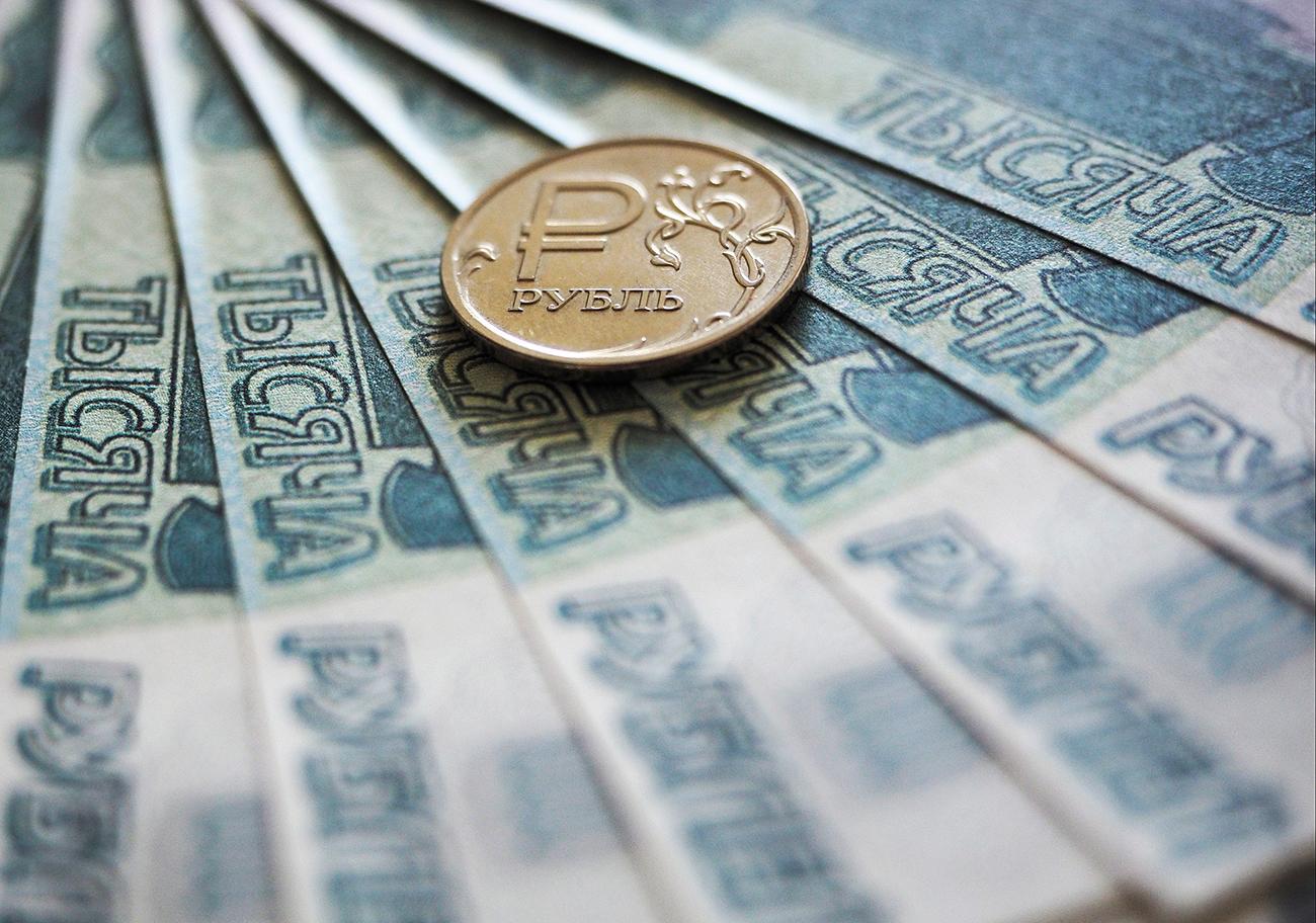 Em janeiro, ministro das Finanças pediu contenção de fortalecimento do rublo para proteger exportadores.