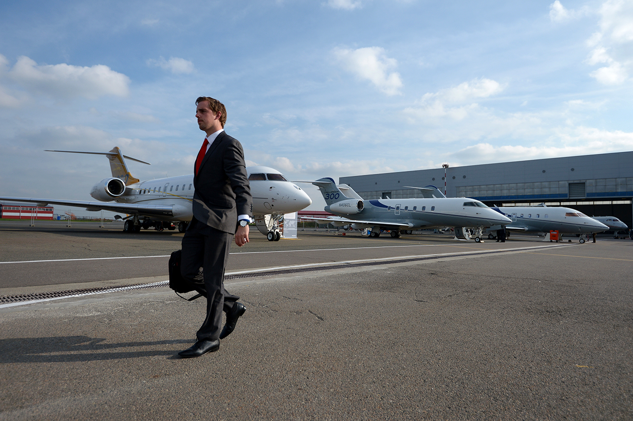According to Aero Club, business travellers from Britain, the U.S. and Germany were the most frequent visitors to Russia in 2016.