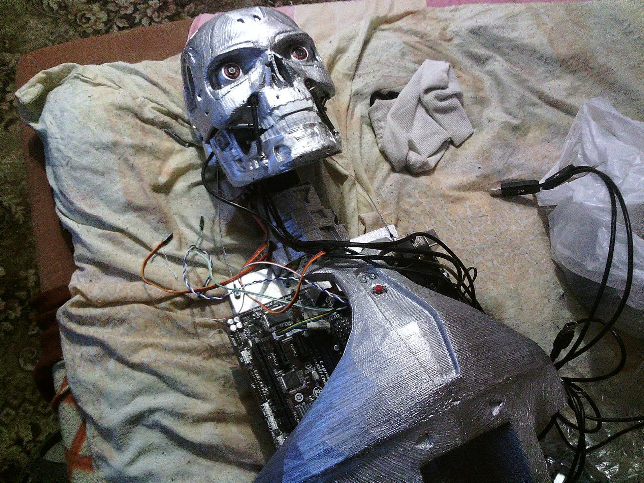 Ruski Terminator /