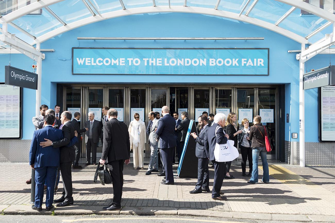 London Book Fair.