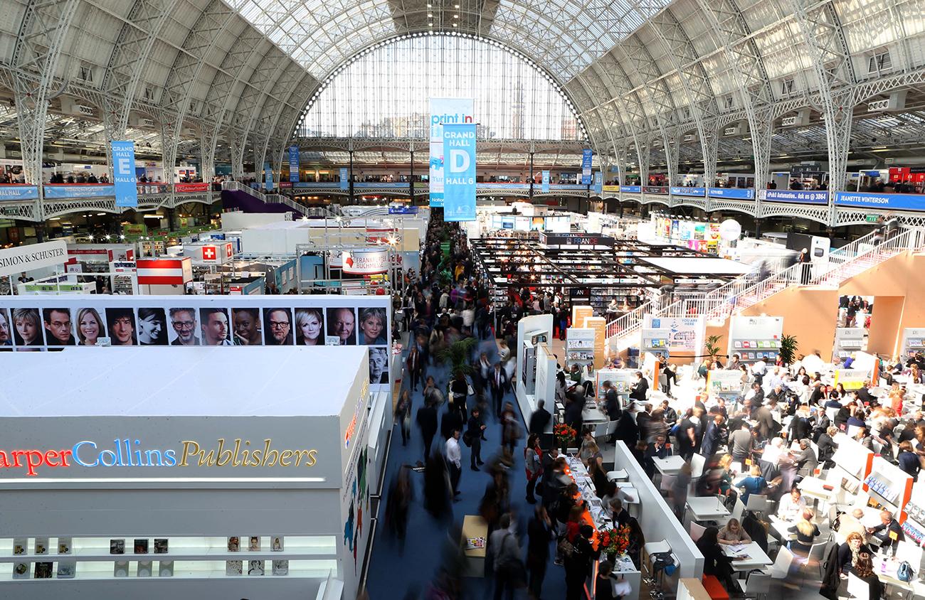 London Book Fair / Photo: ZUMA Press/Global Look Press