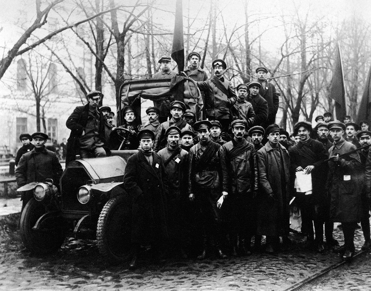 Russia's Year Zero: The true story behind the Bolshevik Revolution of 1917