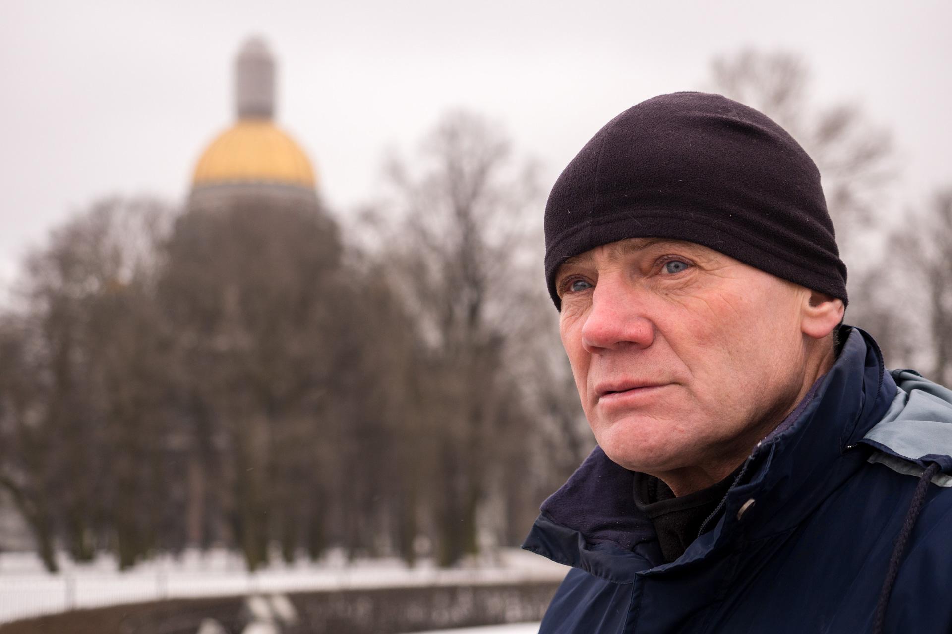 Partir de São Petersburgo foi momento mais difícil da viagem, diz Lukianov