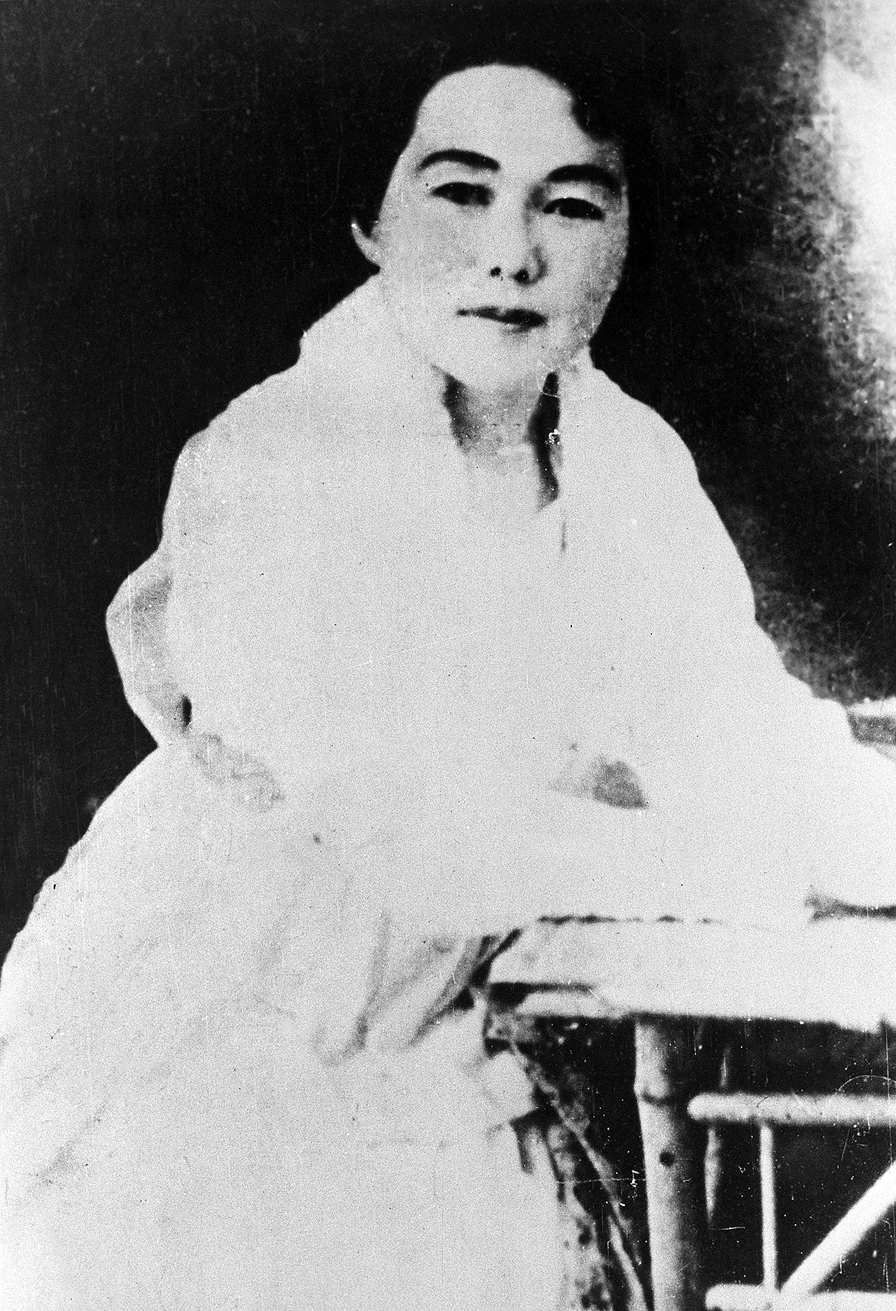 1918년, 알렉산드라 스탄케비치