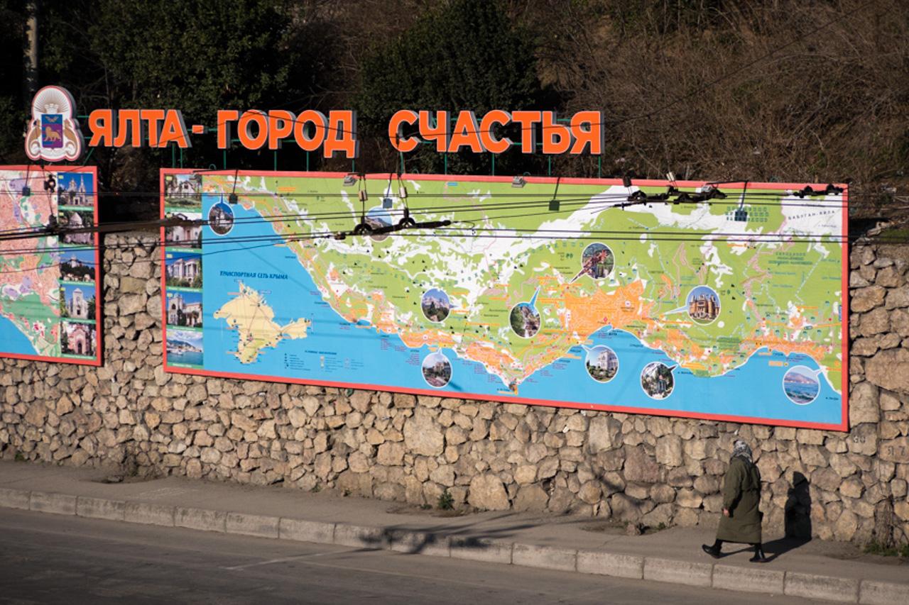 Yalta. Crédit : Sergey Melikhov