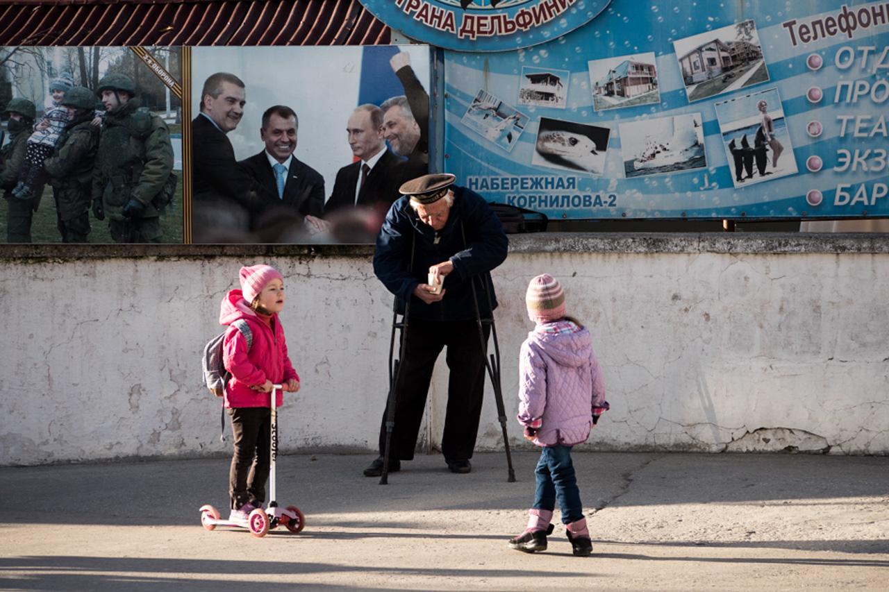 Sébastopol. Crédit : Sergey Melikhov