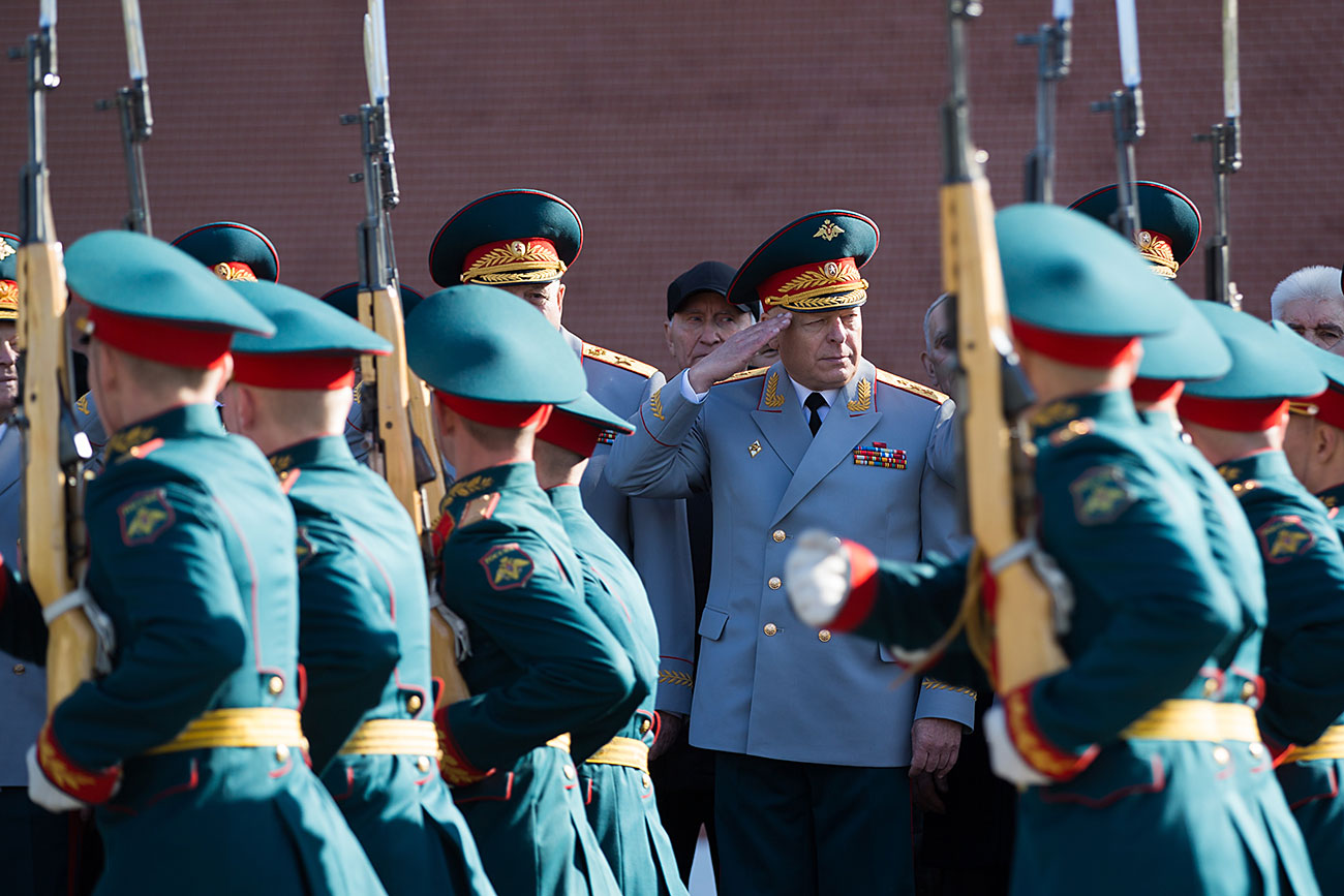 Oleg Salyukov, Commander-in-Chief of the Russian Ground Forces, visited Thailand last week.