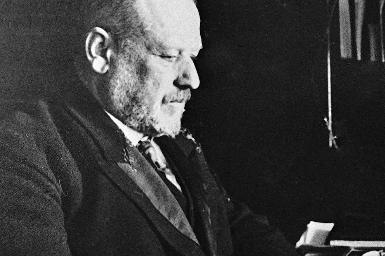 Mikhail Rodzianko, Dec. 9, 1916.