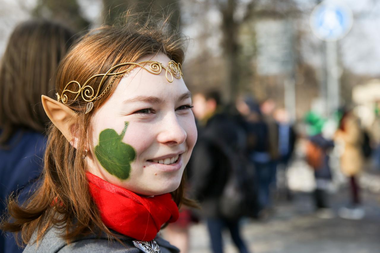 'I like to have fun and I like Ireland.' / Photo: Zurab Javakhadze