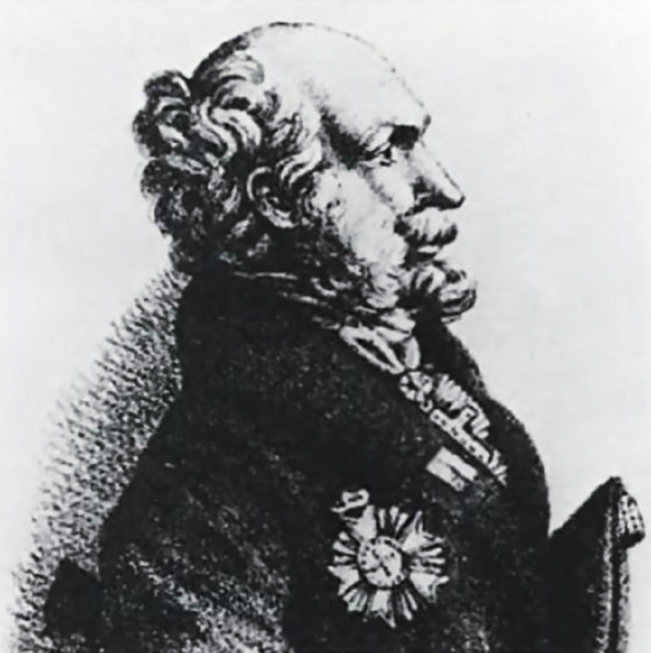 Georg Anton Schäffer. Source: Archive Photo