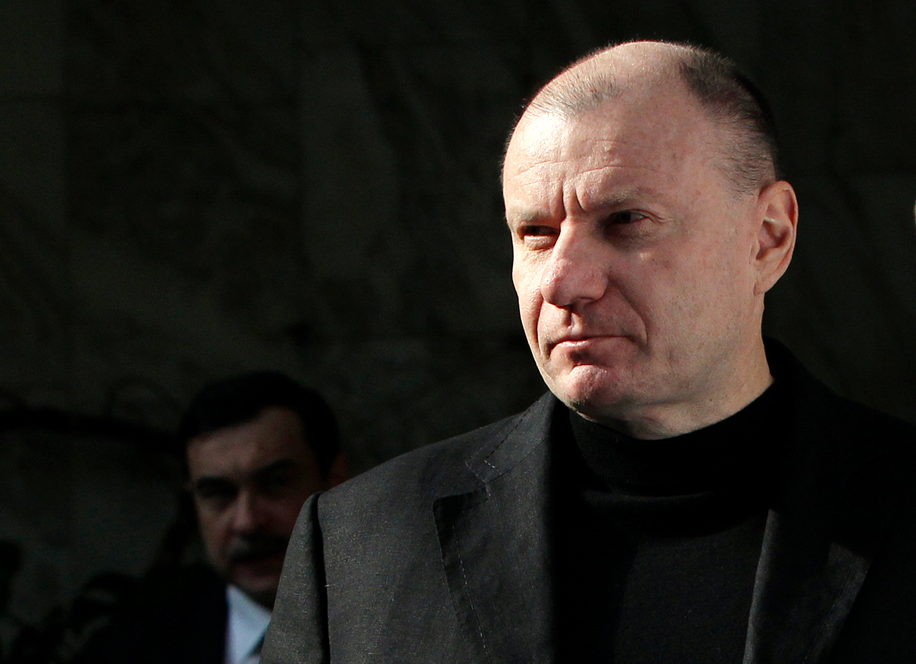 Vladimir Potanine.