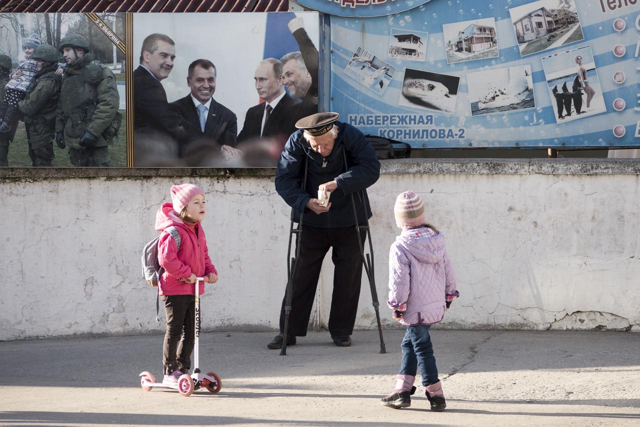 Sevastopol. / Photo: Sergey Melikhov