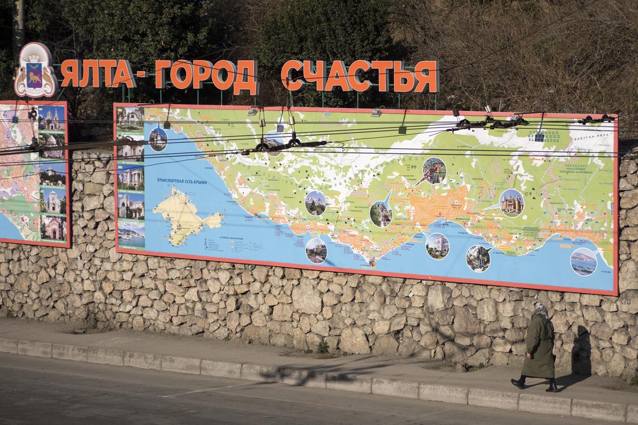 Yalta, the city of happiness. / Photo: Sergey Melikhov