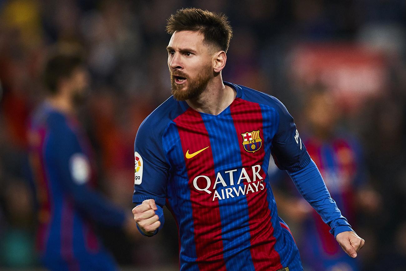 Lionel Messi. Fuente: Global Look Press
