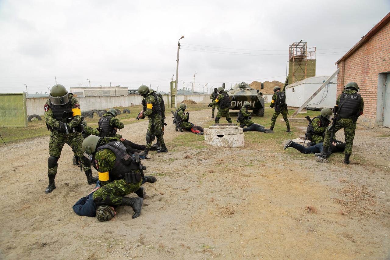 Международен център за обучение на специалните части