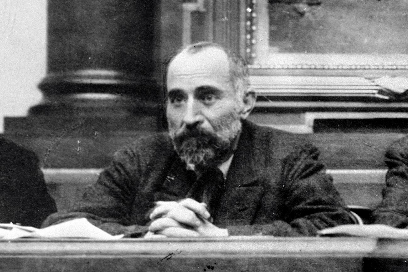 Nikolay Chkheidze