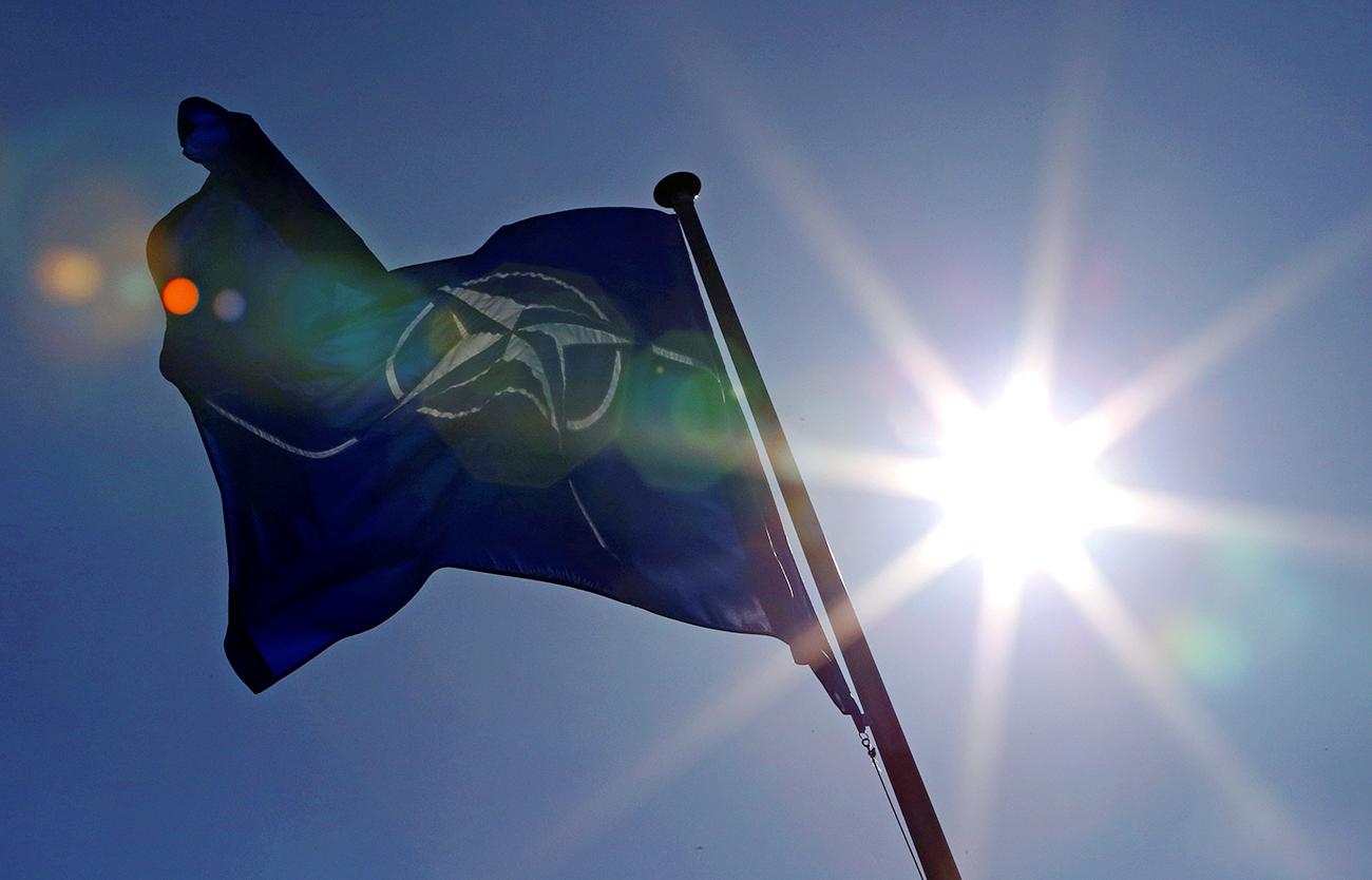 Zveza NATO ima danes vrh v Bruslju.