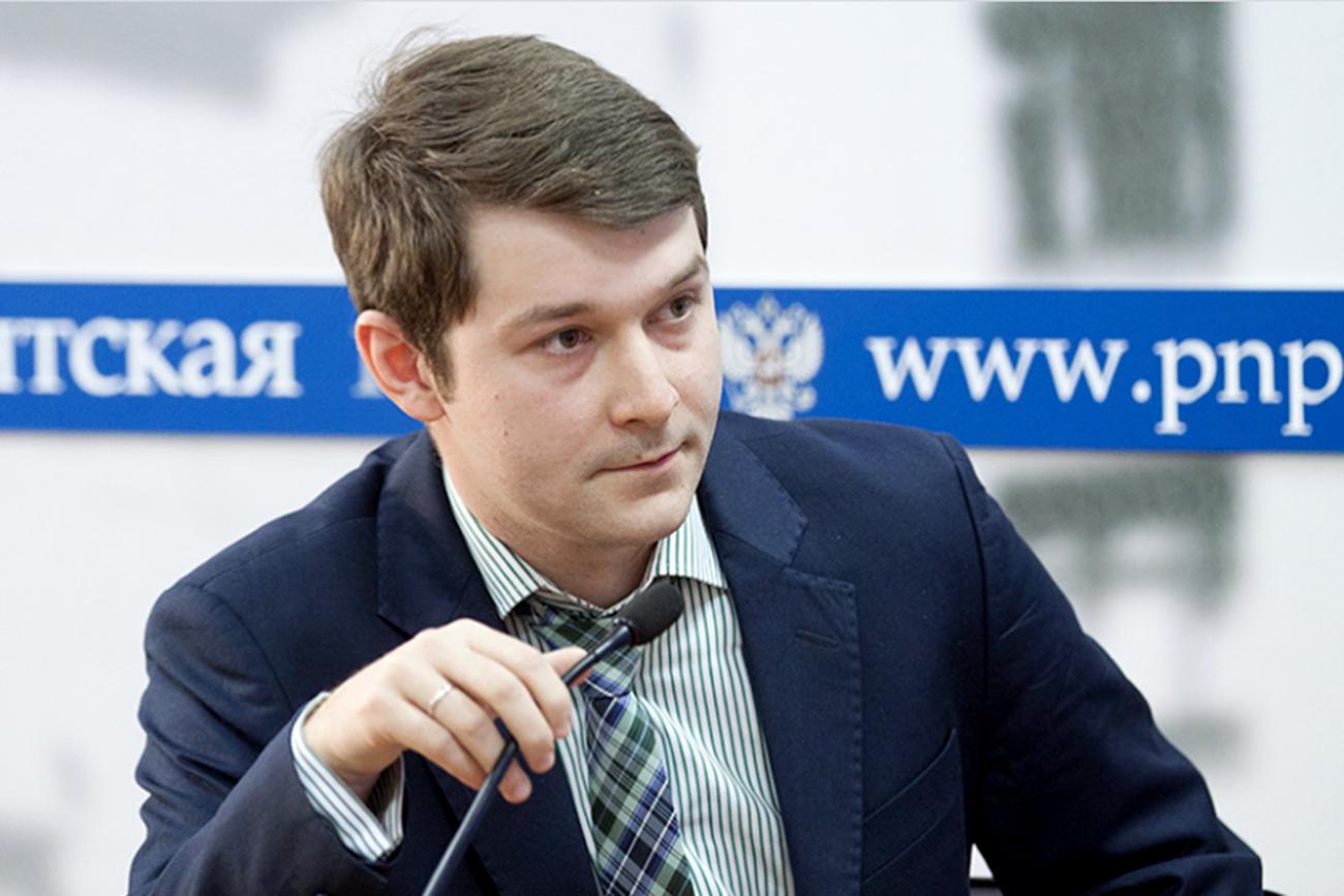 Leonid Issaïev. Crédit : Archives personnelles