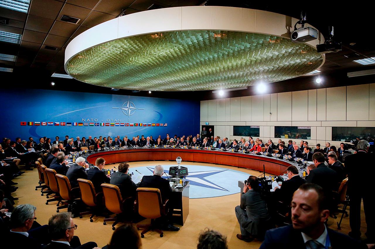 Седница министара иностраних послова земаља-чланица НАТО-а.