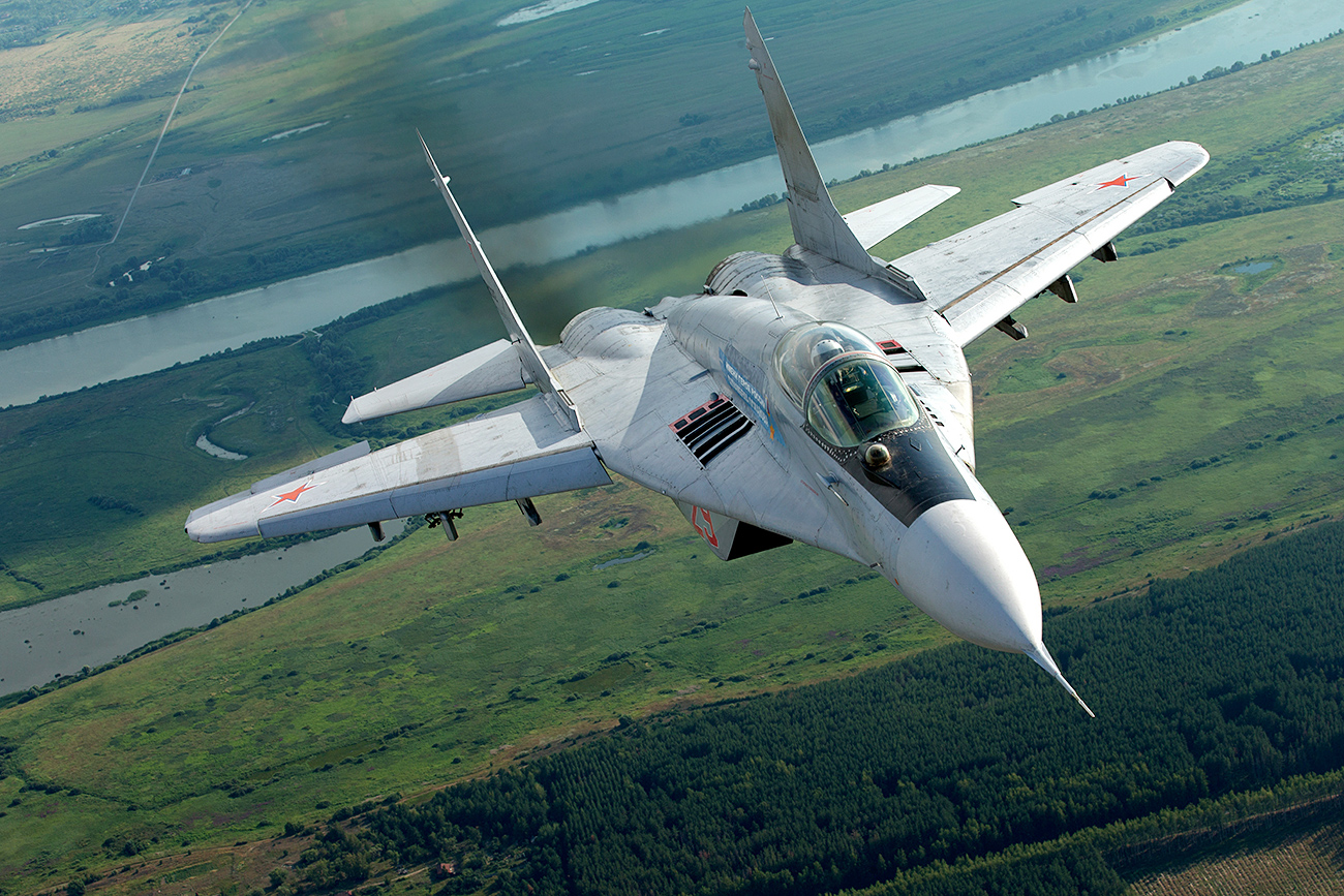 More than 30 nations either operate or have operated the MiG-29