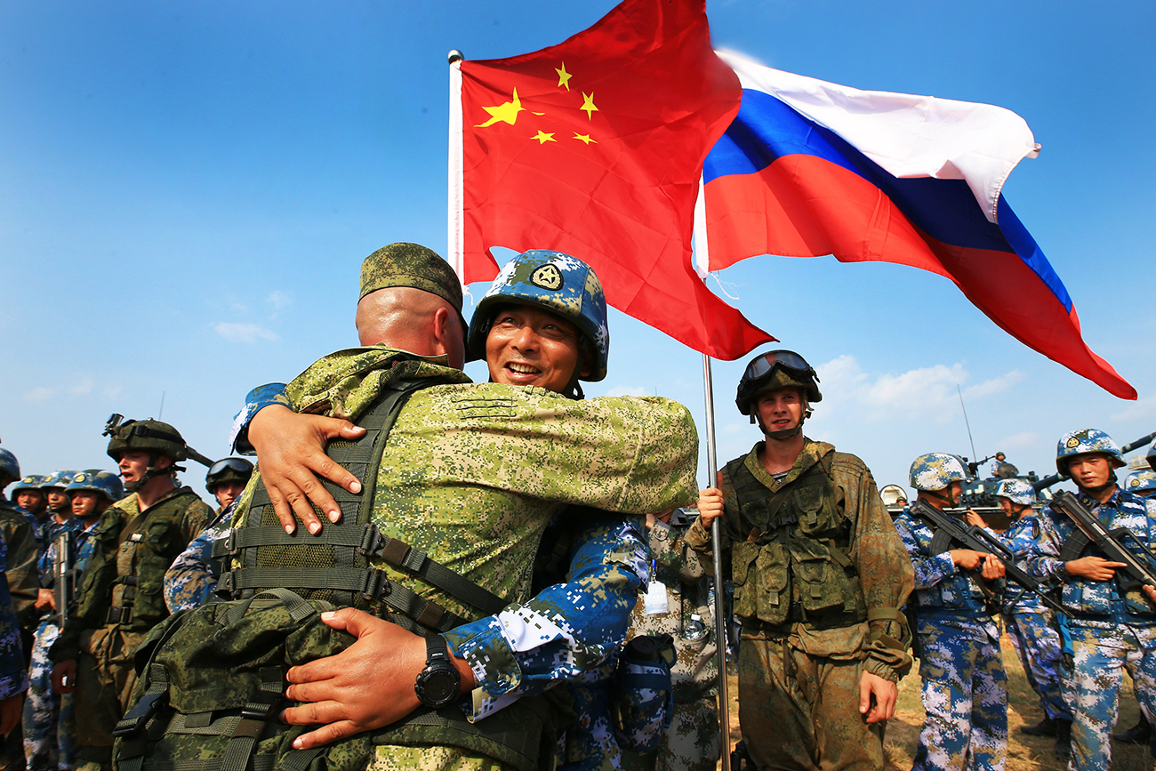 What stops Moscow and Beijing from forming a military bloc ...