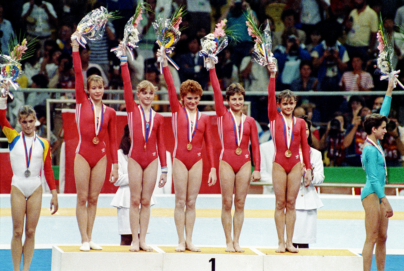By participating in the 1989 Seoul Olympics, the USSR de-facto recognised South Korea.