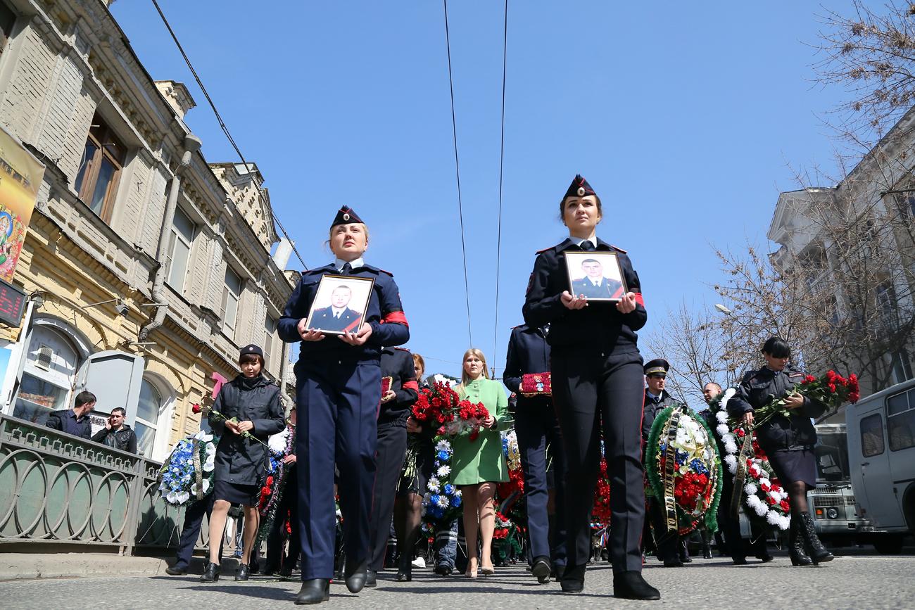 Astrakhan. Crédit: Pavel Simakov / RIA Novosti