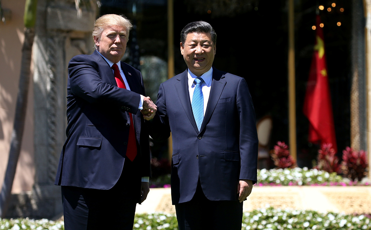 """The moment of the U.S. provocation was selected very accurately. It coincided with Xi Jinping's visit and one of its purposes was to indirectly involve the Chinese leader in this anti-Russian action."""
