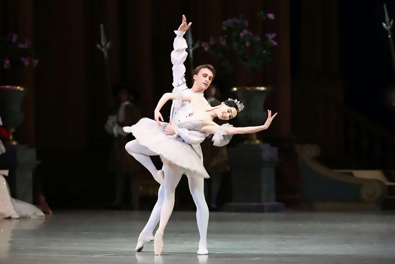 バレエ「眠れる森の美女」