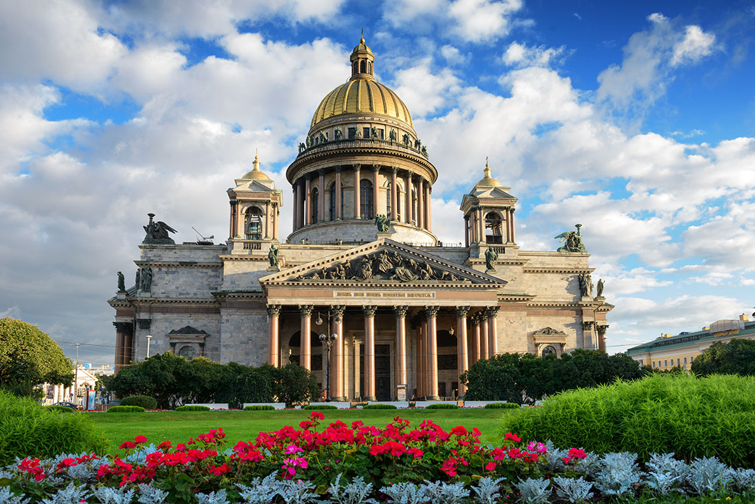 St. Isaac's Cathedral, Saint Petersburg