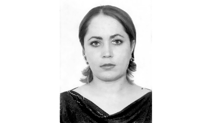 """Maryam Sharipova lived in the mountain village of Balakhani, which was an infamous """"militant nest."""" Source: RIA Novosti"""