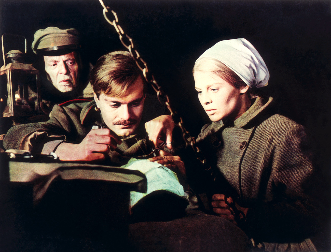 QUIZ Who is Dr Zhivago
