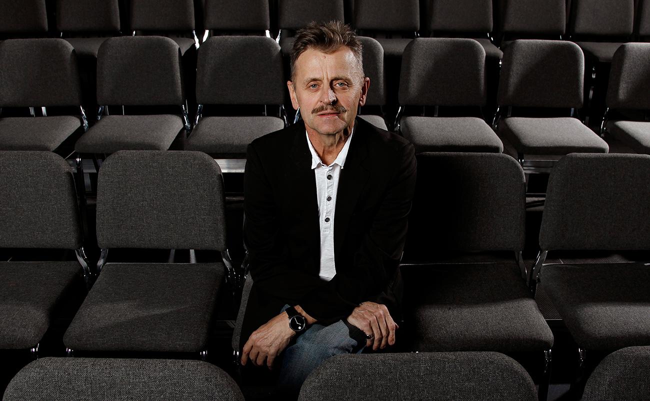 Mikhail Baryshnikov.