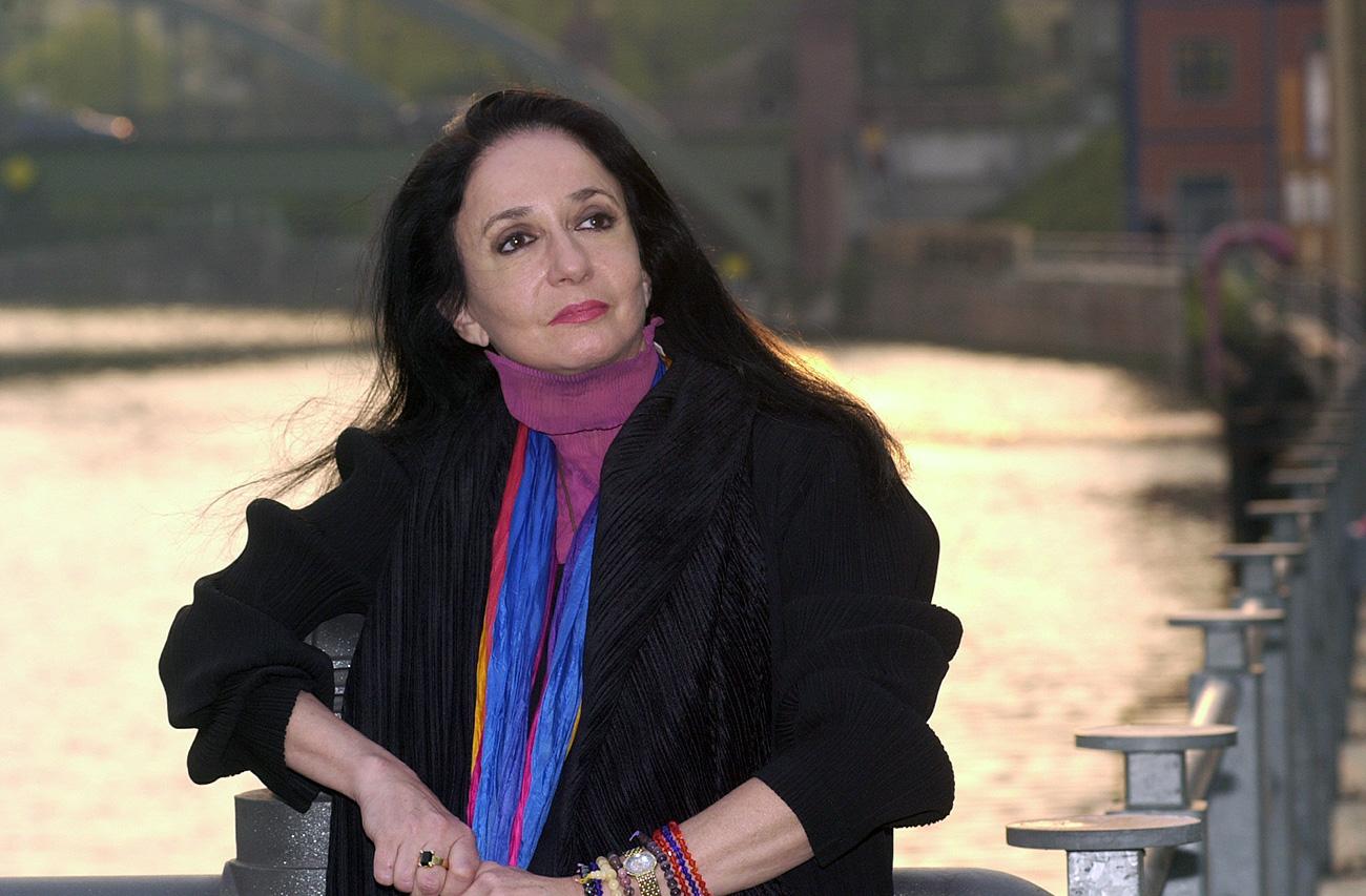 A brasileira Marcia Haydée, 80, é homenageada pelo prêmio de dança russo neste ano.