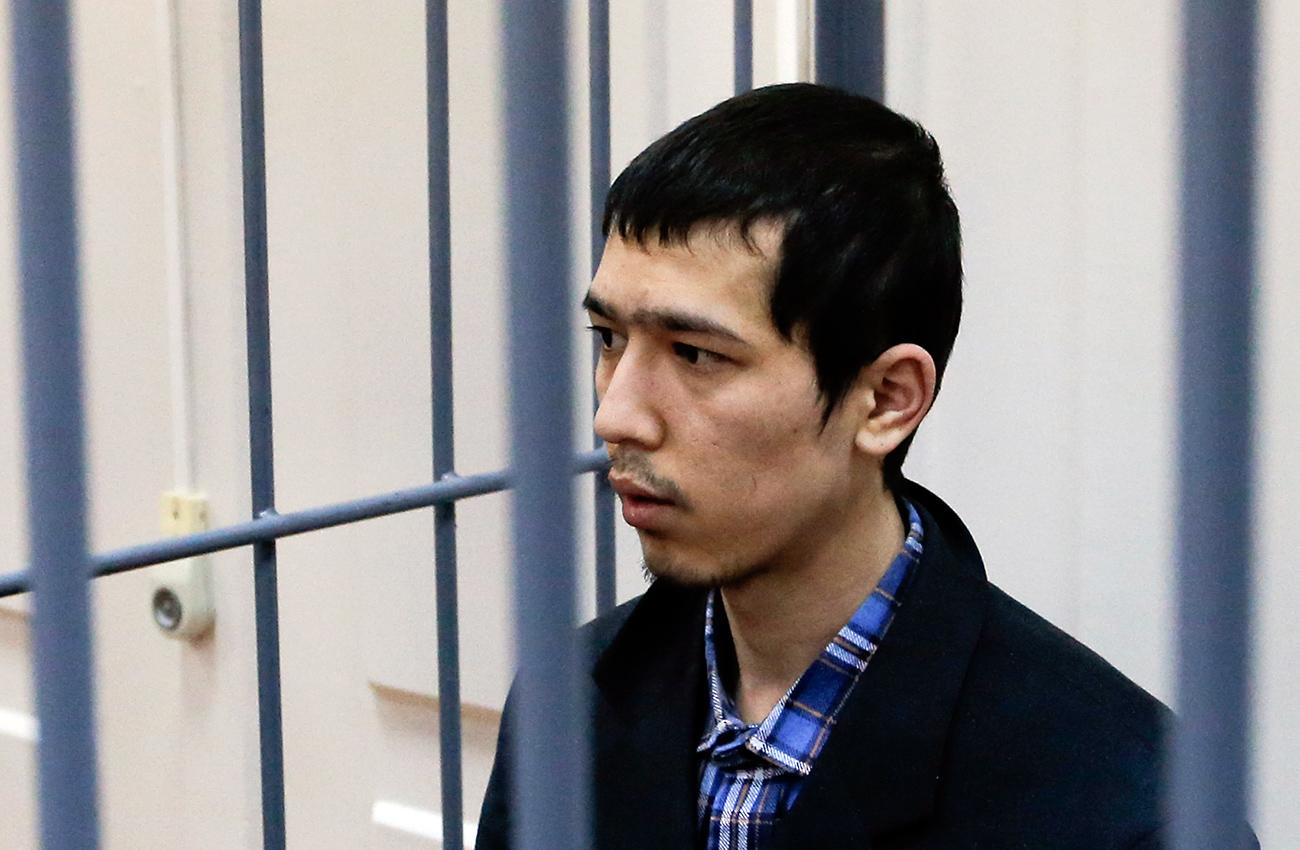 Abror Asimow soll eine Schlüsselrolle in der Terrorzelle gespielt haben.